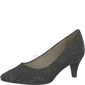 Tamaris-Schuhe-Pumps-BLACK-MACRAMEE-Art.:1-1-22455-22/014