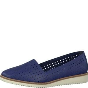 Tamaris-Schuhe-Sandalette-NAVY-Art.:1-1-24641-28/805