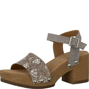 Tamaris-Schuhe-Sandalette-TAUPE-Art.:1-1-28036-28/341