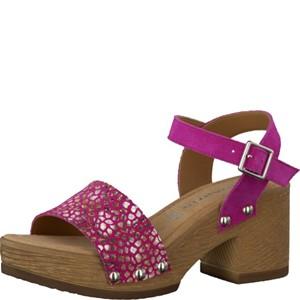 Tamaris-Schuhe-Sandalette-FUXIA-Art.:1-1-28036-28/513