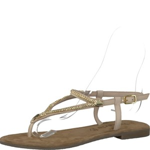 Tamaris-Schuhe-Sandalette-NATURE-Art.:1-1-28111-28/318