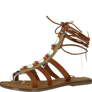 Tamaris-Schuhe-Sandalette-TAN-COMB-Art.:1-1-28116-28/470