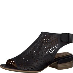 Tamaris-Schuhe-Sandalette-BLACK-Art.:1-1-28217-28/001