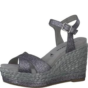 Tamaris-Schuhe-Sandalette-STEEL-GLAM-Art.:1-1-28309-28/208