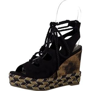 Tamaris-Schuhe-Sandalette-BLACK-Art.:1-1-28313-28/001