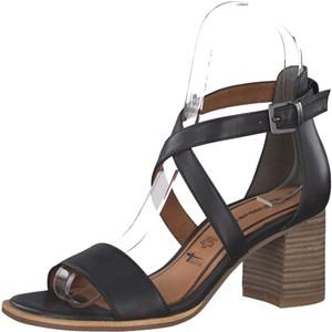 Tamaris-Schuhe-Sandalette-BLACK-Art.:1-1-28319-28/001