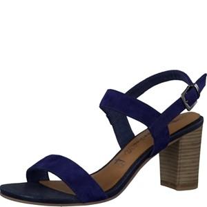 Tamaris-Schuhe-Sandalette-BLUE-Art.:1-1-28321-28/815