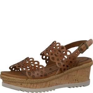 Tamaris-Schuhe-Sandalette-NUT-Art.:1-1-28327-28/440
