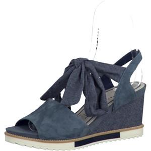 Tamaris-Schuhe-Sandalette-JEANS-Art.:1-1-28332-28/887