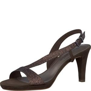 Tamaris-Schuhe-Sandalette-BRONCE-GLAM-Art.:1-1-28336-28/930