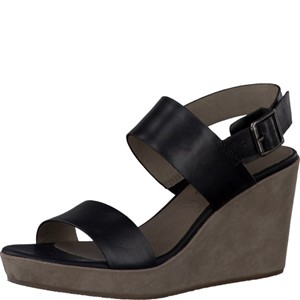 Tamaris-Schuhe-Sandalette-BLACK-Art.:1-1-28337-28/001