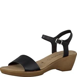 Tamaris-Schuhe-Sandalette-BLACK-Art.:1-1-28339-28/001