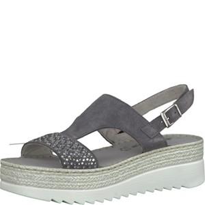 Tamaris-Schuhe-Sandalette-GREY-Art.:1-1-28344-28/200