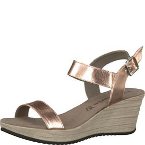 Tamaris-Schuhe-Sandalette-ROSE-METALLIC-Art.:1-1-28354-28/952