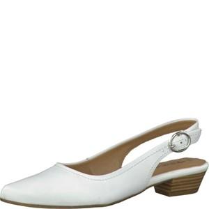 Tamaris-Schuhe-Sandalette-WHITE--Art.:1-1-29400-28/117
