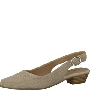 Tamaris-Schuhe-Sandalette-NATURE-STRUCT.-Art.:1-1-29400-28/319
