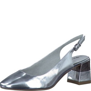 Tamaris-Schuhe-Sandalette-SILVER/PLATIN.-Art.:1-1-29604-28/954