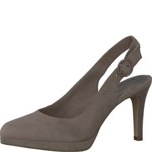 Tamaris-Schuhe-Sandalette-TAUPE-UNI-Art.:1-1-29605-28/360