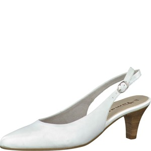 Tamaris-Schuhe-Sandalette-WHITE-Art.:1-1-29608-28/100