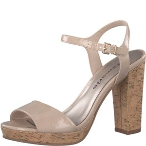 Tamaris-Schuhe-Sandalette-SHELL-PATENT-Art.:1-1-28002-38/433