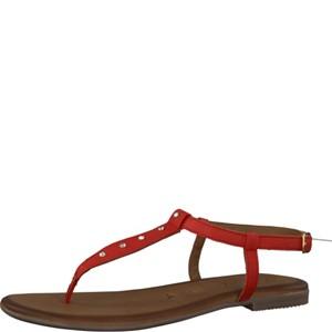Tamaris-Schuhe-Sandalette-RED-Art.:1-1-28133-38/500
