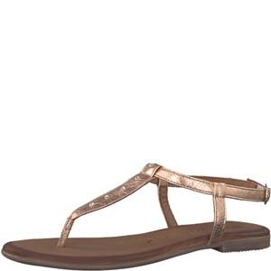 Tamaris-Schuhe-Sandalette-ROSE-METALLIC-Art.:1-1-28133-38/952