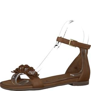 Tamaris-Schuhe-Sandalette-COGNAC-Art.:1-1-28136-38/305