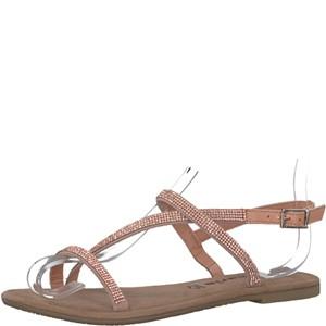 Tamaris-Schuhe-Sandalette-ROSE-METALLIC-Art.:1-1-28143-38/952