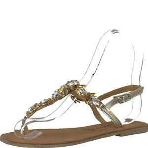 Tamaris-Schuhe-Sandalette-GOLD-COMB-Art.:1-1-28152-38/943
