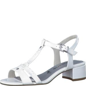 Tamaris-Schuhe-Sandalette-WHITE-COMB-Art.:1-1-28220-38/197
