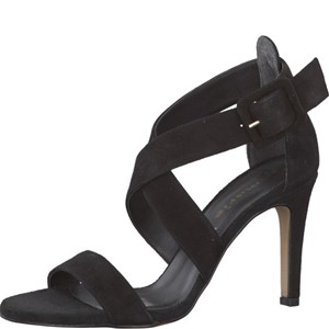 Tamaris-Schuhe-Sandalette-BLACK-UNI-Art.:1-1-28360-28/007