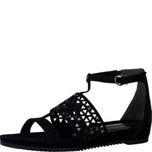 Tamaris-Schuhe-Sandalette-BLACK-Art.:1-1-28603-38/001