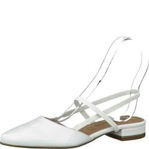 Tamaris-Schuhe-Sandalette-WHITE-Art.:1-1-29408-38/100