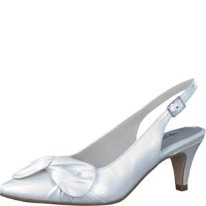 Tamaris-Schuhe-Sandalette-WHITE-Art.:1-1-29612-38/100