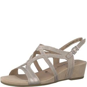 Tamaris-Schuhe-Sandalette-ROSE-METALLIC-Art.:1-1-28226-38/952