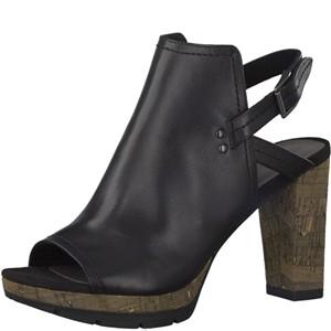 Tamaris-Schuhe-Sandalette-BLACK-Art.:1-1-28706-38/001