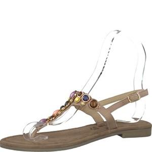Tamaris-Schuhe-Sandalette-NATURE-COMB-Art.:1-1-28135-28/378
