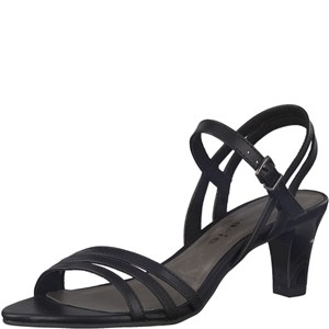 Tamaris-Schuhe-Sandalette-BLACK-MATT-Art.:1-1-28320-20/020