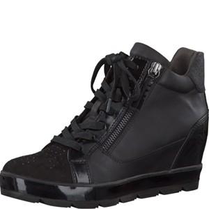 Tamaris-Schuhe-Schnürer-BLACK-Art.:1-1-25202-38/001