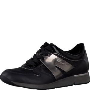 Tamaris-Schuhe-Schnürer-BLACK-COMB-Art.:1-1-23613-28/098/x15