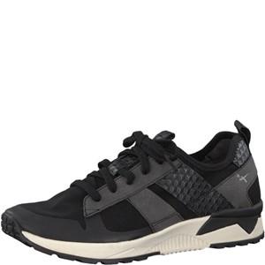 Tamaris-Schuhe-Schnürer-BLACK-COMB-Art.:1-1-23701-28/098