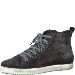 Tamaris-Schuhe-Schnürer-BLACK-ANTIC-Art.:1-1-25214-28/002/x15