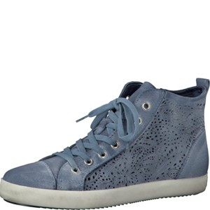 Tamaris-Schuhe-Schnürer-DENIM-ANTIC-Art.:1-1-25214-28/812/x15