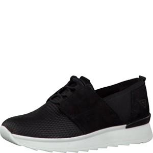 Tamaris-Schuhe-Schnürer-BLACK-Art.:1-1-23647-38/001