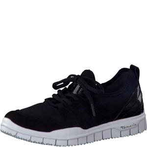 Tamaris-Schuhe-Schnürer-BLACK-Art.:1-1-23651-38/001