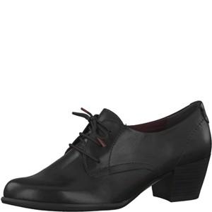 Tamaris-Schuhe-Schnürer-BLACK-Art.:1-1-23305-29/001