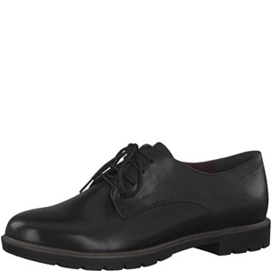 Tamaris-Schuhe-Schnürer-BLACK-Art.:1-1-23605-29/001