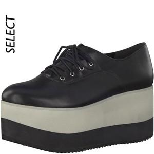 Tamaris-Schuhe-Schnürer-BLACK-Art.:1-1-23709-29/001-MO