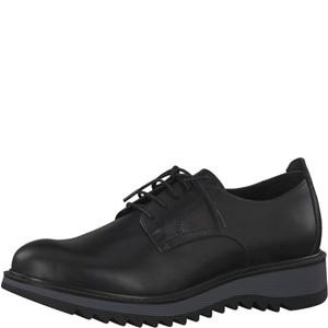 Tamaris-Schuhe-Schnürer-BLACK--Art.:1-1-23717-29/003