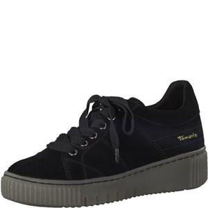Tamaris-Schuhe-Schnürer-BLACK-Art.:1-1-23721-29/001